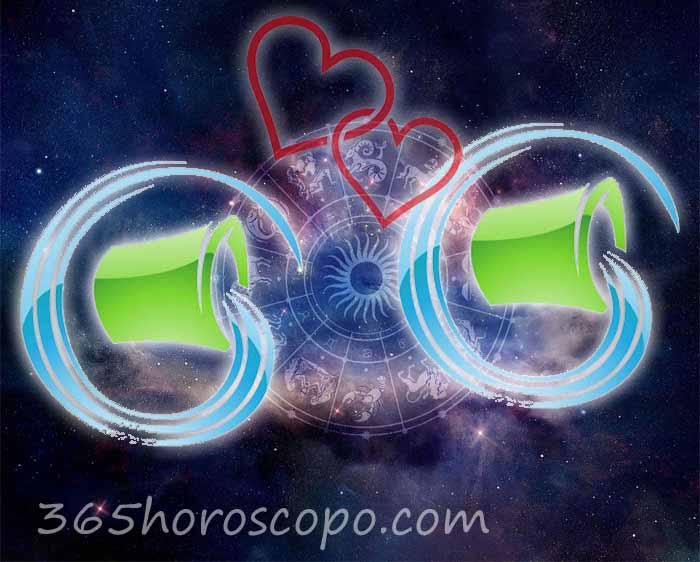 Acuario Acuario horoscopo Compatibilidad