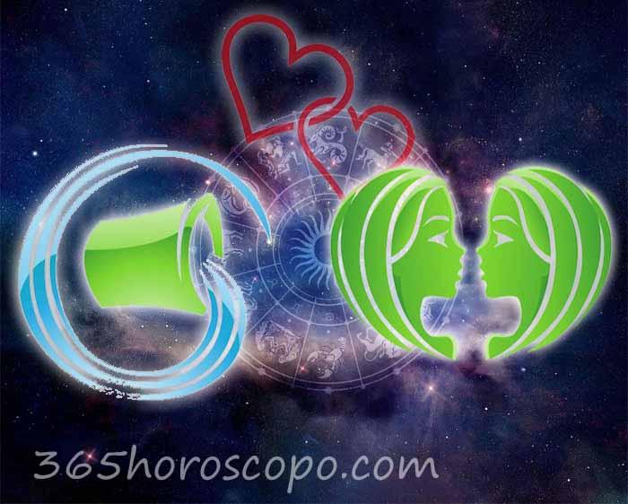 Géminis Acuario horoscopo Compatibilidad