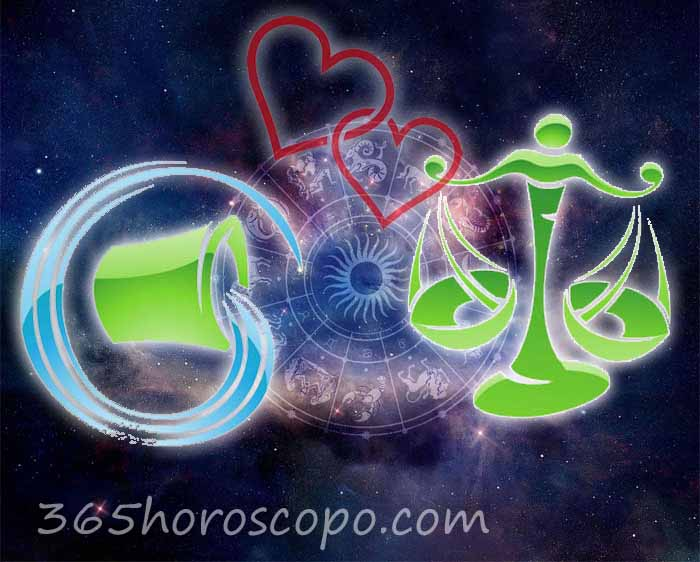 Libra Acuario horoscopo Compatibilidad