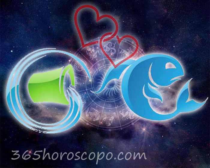 Piscis Acuario horoscopo Compatibilidad