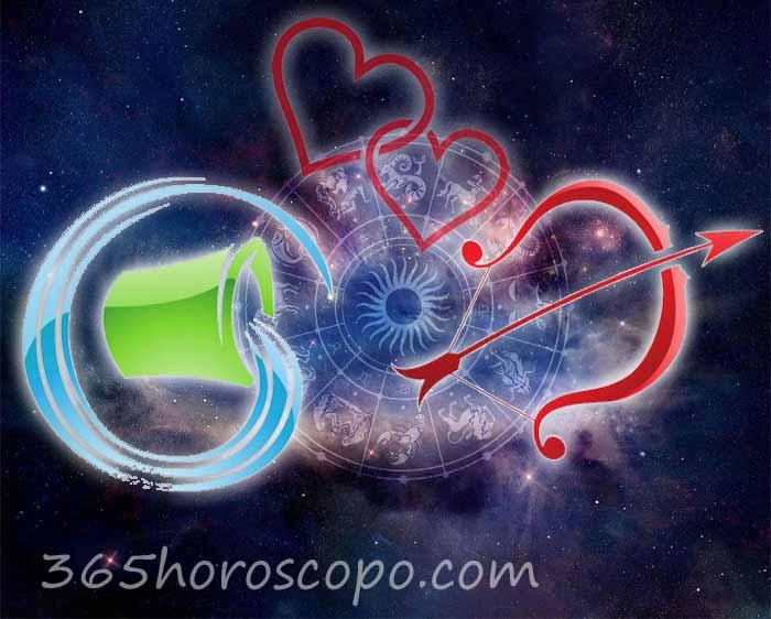 Sagitario Acuario horoscopo Compatibilidad