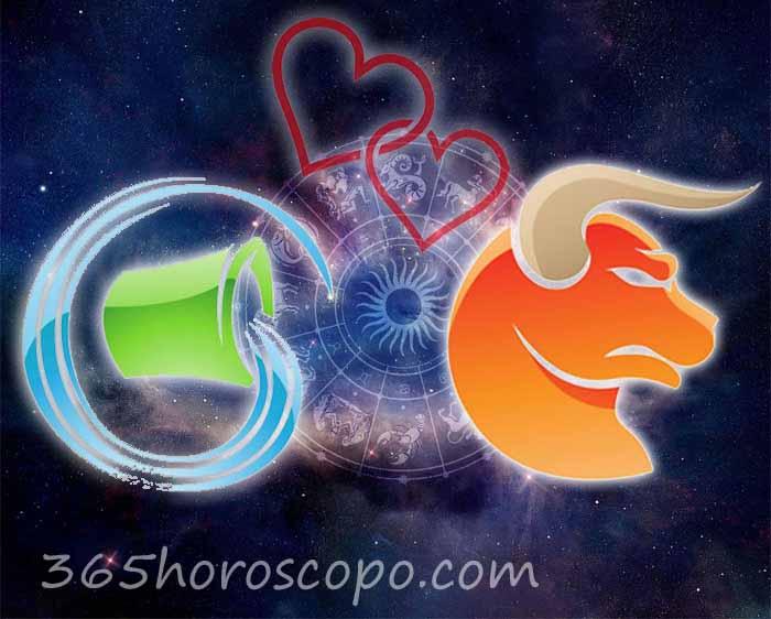 Tauro Acuario horoscopo Compatibilidad