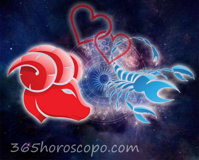 Escorpio Aries horoscopo Compatibilidad