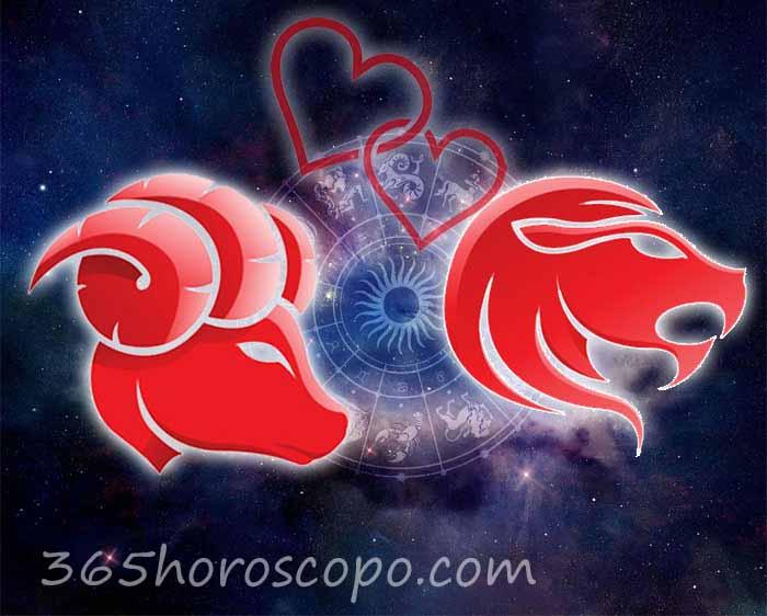 Leo Aries horoscopo Compatibilidad