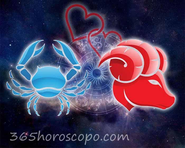 Aries Cáncer horoscopo Compatibilidad