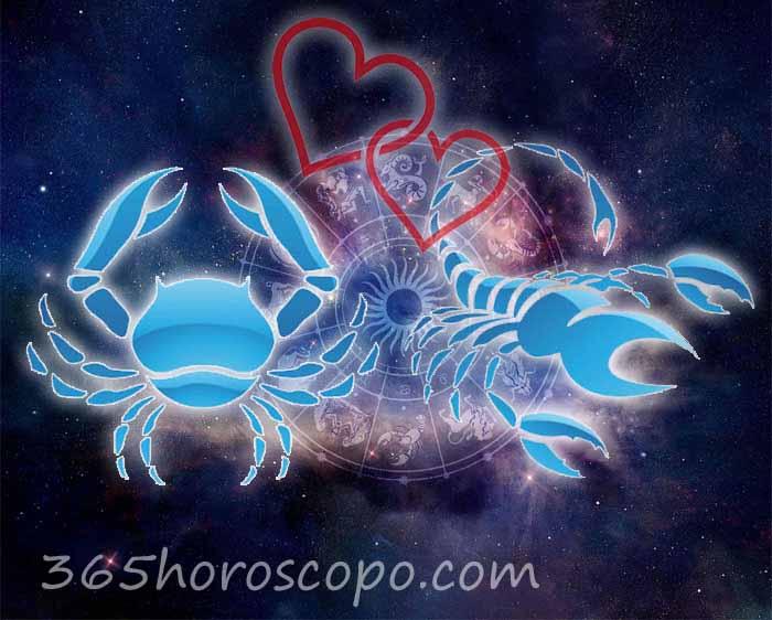Escorpio Cáncer horoscopo Compatibilidad