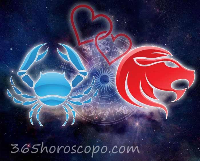 Leo Cáncer horoscopo Compatibilidad