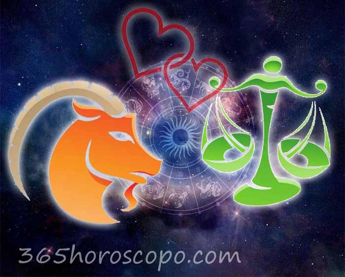 Libra Capricornio horoscopo Compatibilidad