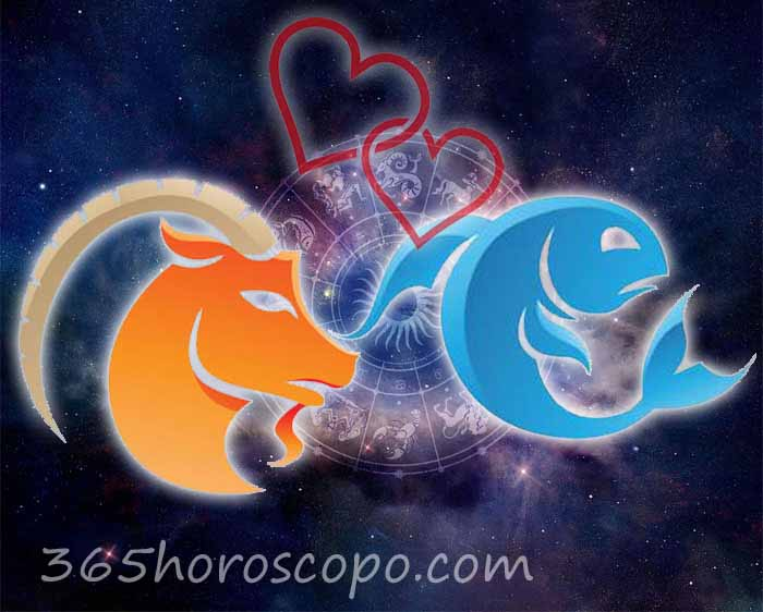 Piscis Capricornio horoscopo Compatibilidad