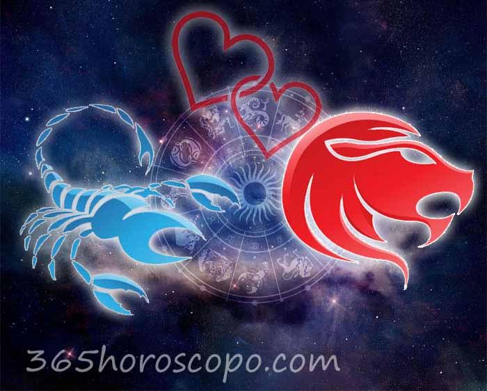 Leo Escorpio horoscopo Compatibilidad