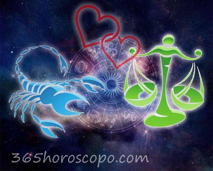 Libra Escorpio horoscopo Compatibilidad