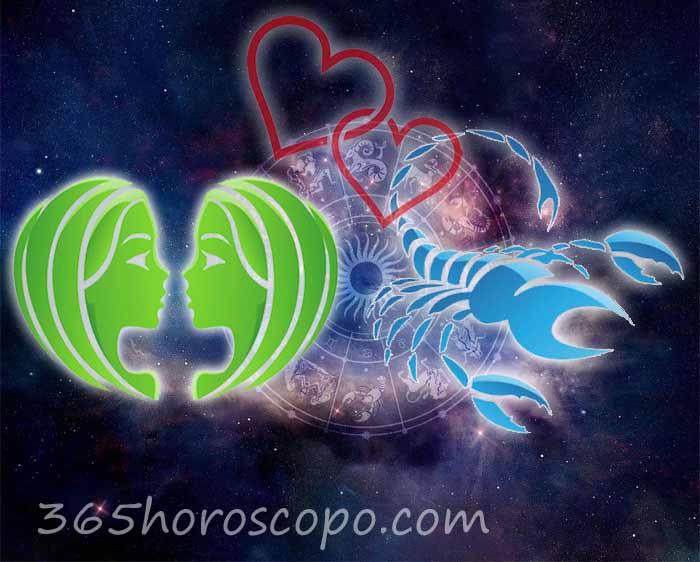 Escorpio Géminis horoscopo Compatibilidad