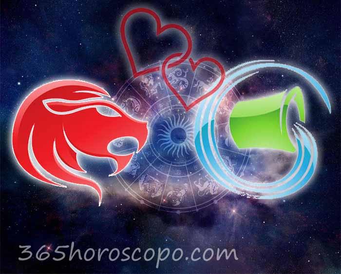 Acuario Leo horoscopo Compatibilidad