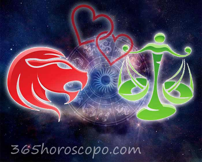 Libra Leo horoscopo Compatibilidad