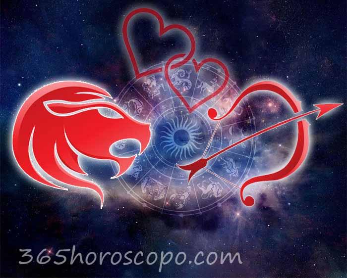 Sagitario Leo horoscopo Compatibilidad