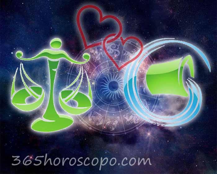 Acuario Libra horoscopo Compatibilidad