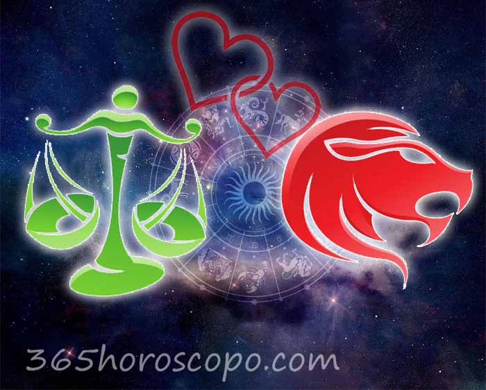 Leo Libra horoscopo Compatibilidad