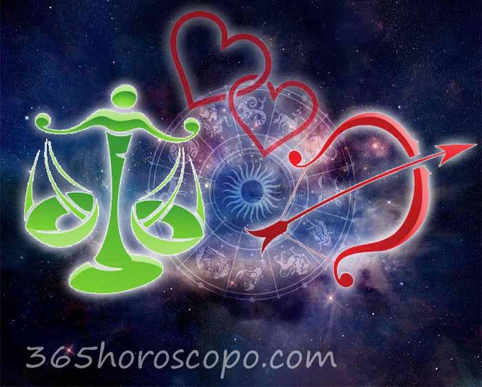 Sagitario Libra horoscopo Compatibilidad