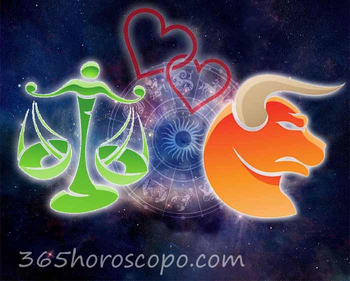Tauro Libra horoscopo Compatibilidad