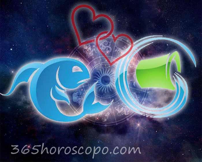 Acuario Piscis horoscopo Compatibilidad