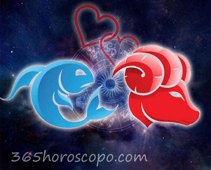 Aries Piscis horoscopo Compatibilidad