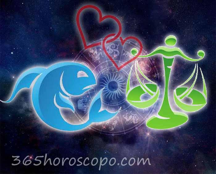 Libra Piscis horoscopo Compatibilidad