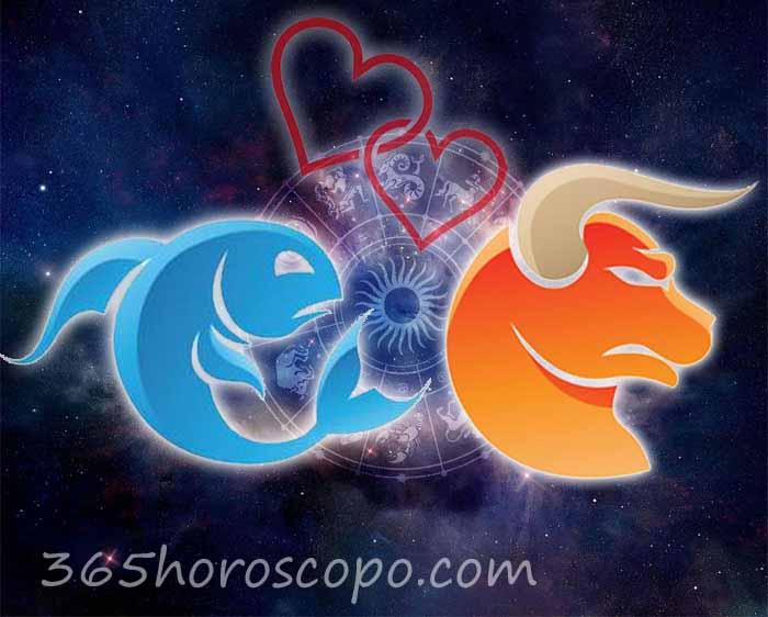 Tauro Piscis horoscopo Compatibilidad