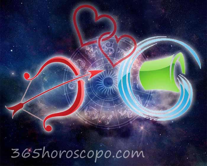 Acuario Sagitario horoscopo Compatibilidad