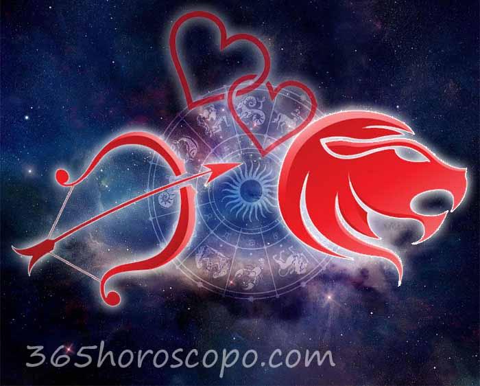 Leo Sagitario horoscopo Compatibilidad