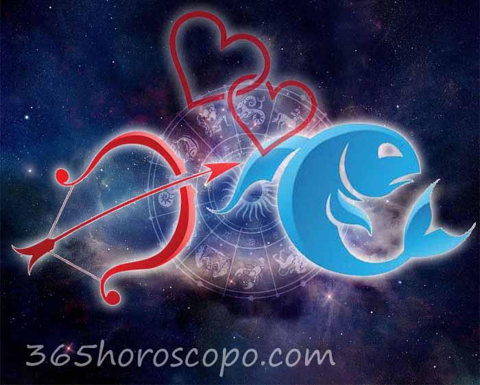Piscis Sagitario horoscopo Compatibilidad