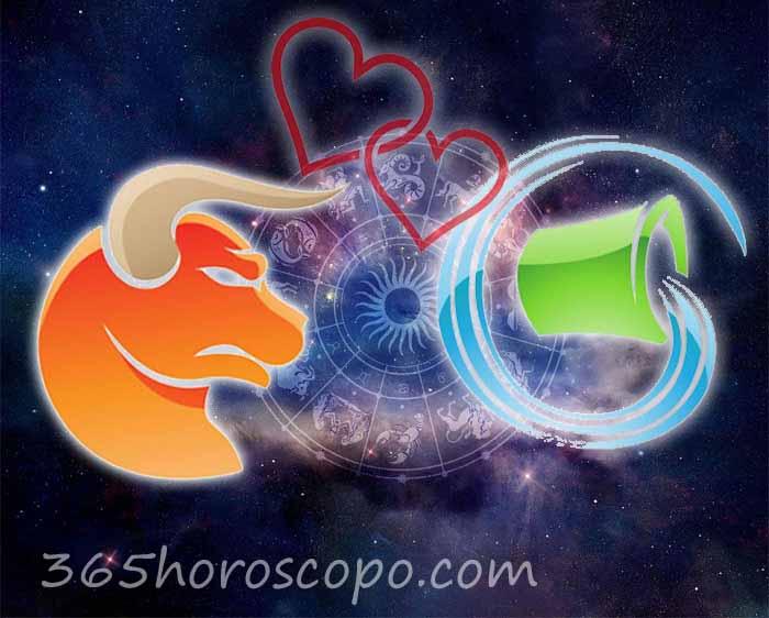 Acuario Tauro horoscopo Compatibilidad