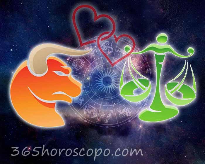 Libra Tauro horoscopo Compatibilidad
