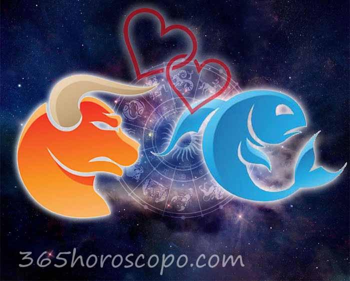 Piscis Tauro horoscopo Compatibilidad