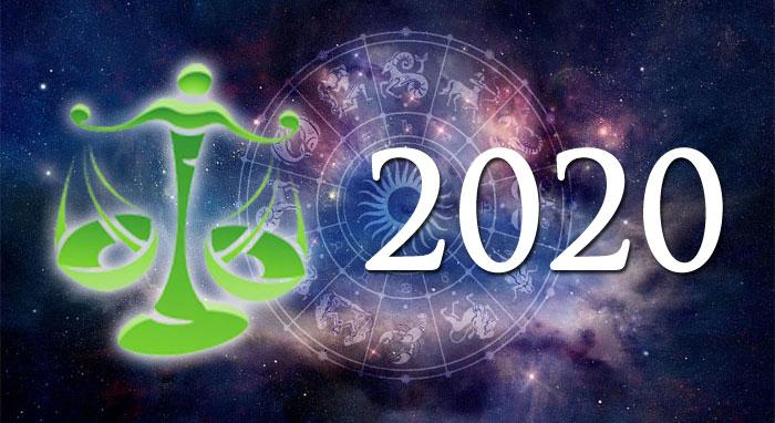 Libra 2020 horoscopo