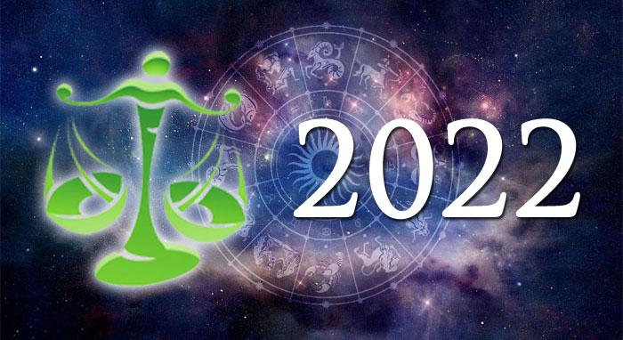Libra 2022 horoscopo