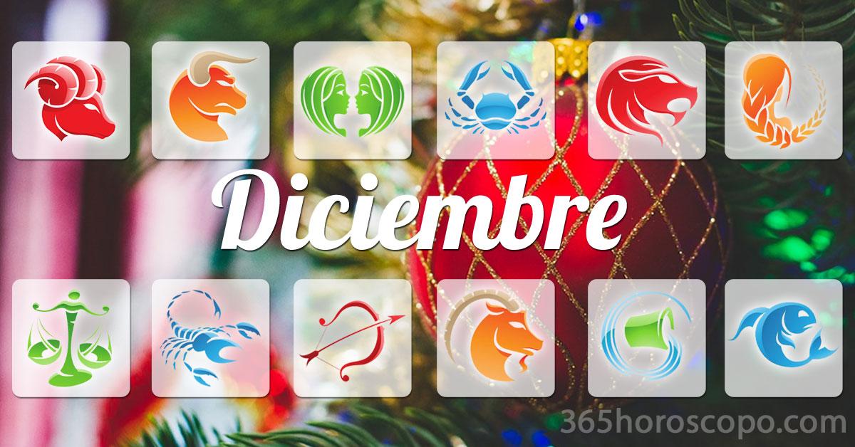 Diciembre 2019 horoscopo