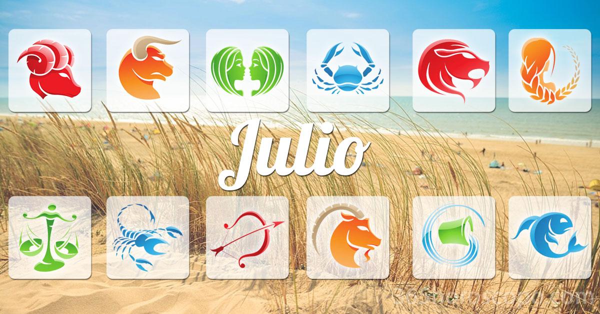Julio 2019 horoscopo
