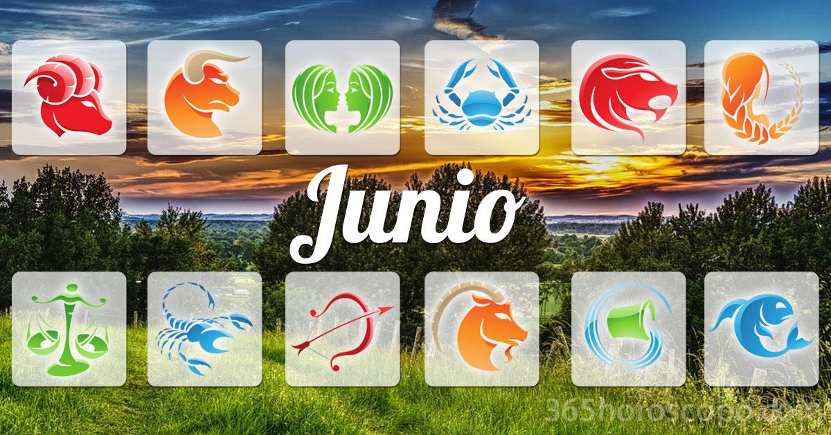 Junio 2019 horoscopo