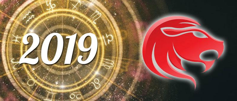 Leo 2019 horoscopo