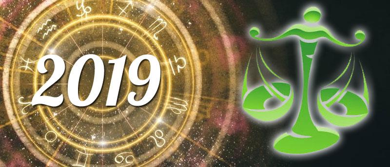 Libra 2019 horoscopo
