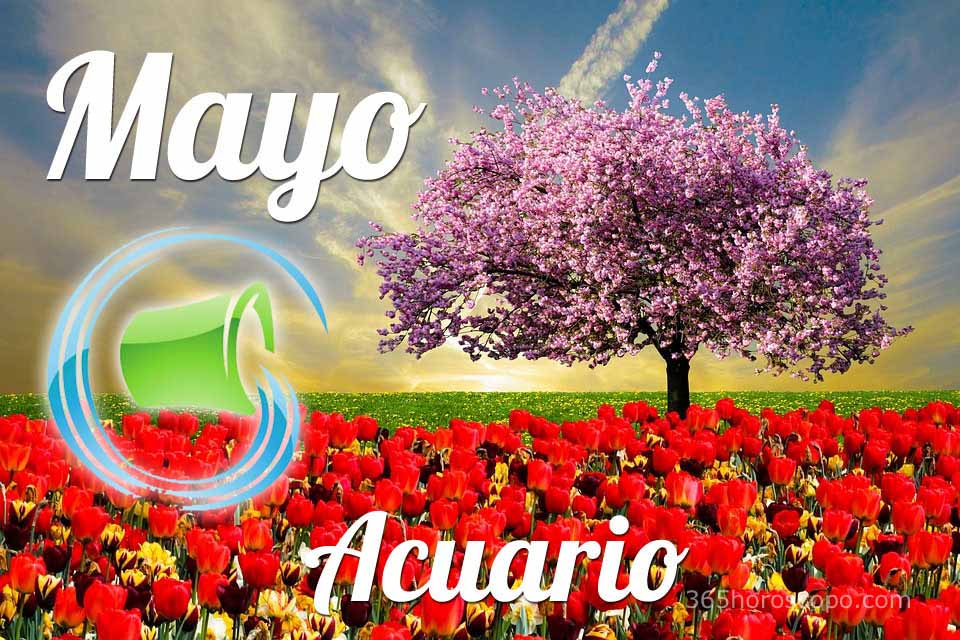 Acuario Mayo 2020