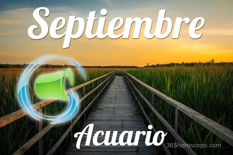 Acuario Septiembre 2020