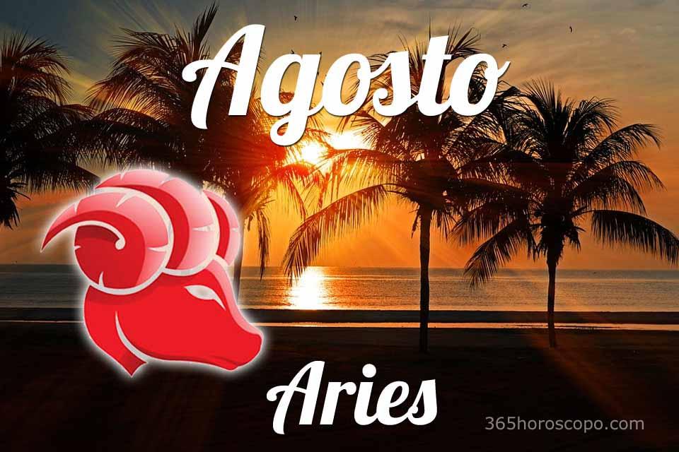 Aries Agosto 2020