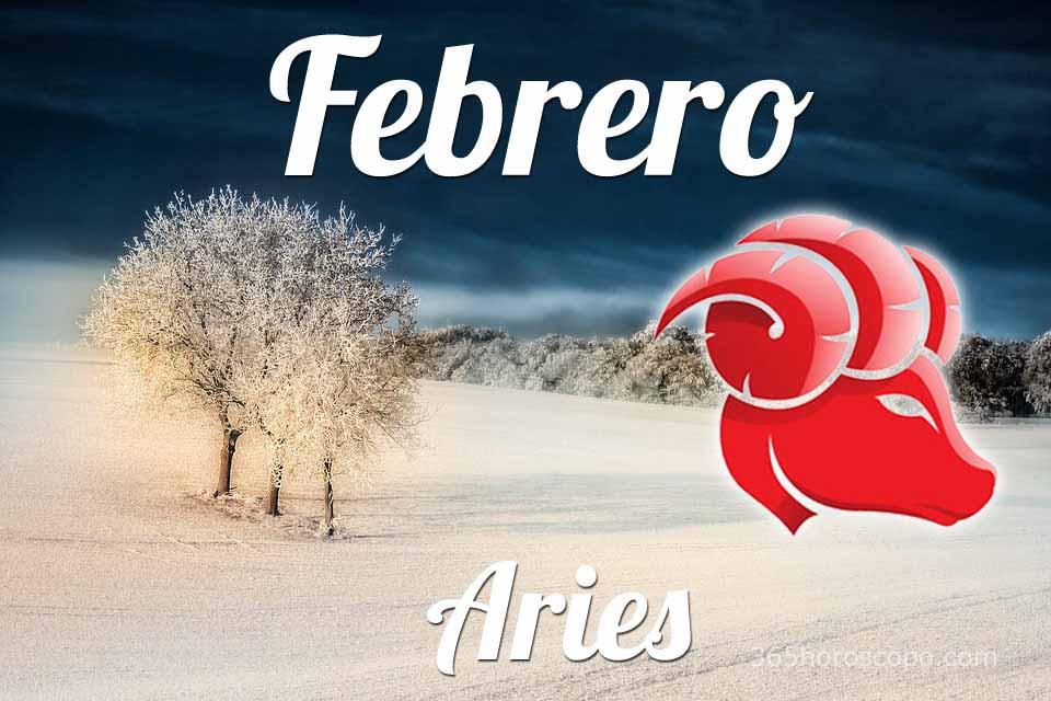 Aries Febrero 2020