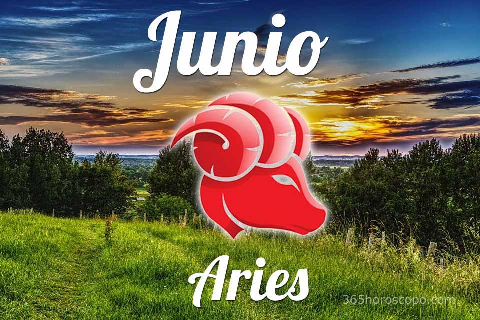 Aries Junio 2020