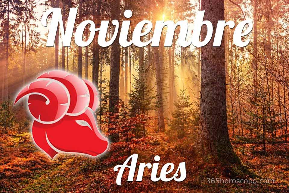 Aries Noviembre 2020