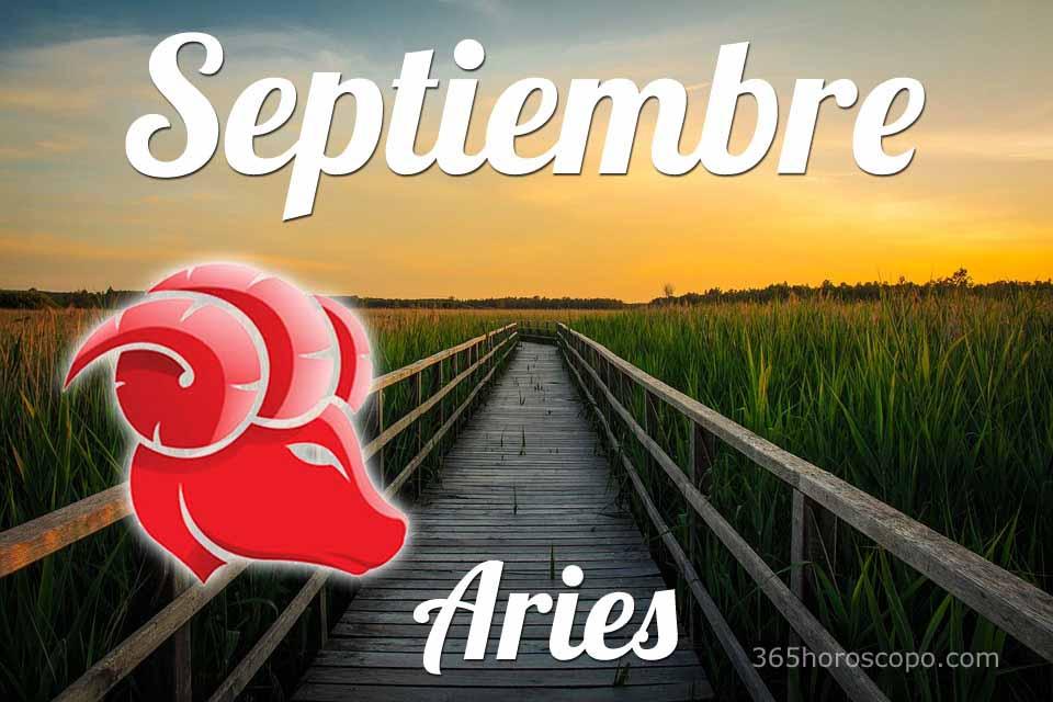 Aries Septiembre 2020
