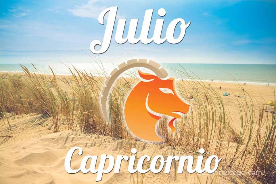 Capricornio Julio 2020