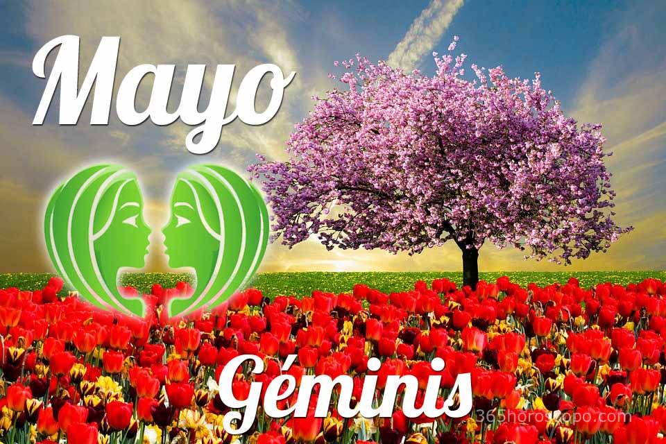 Géminis horóscopo Mayo