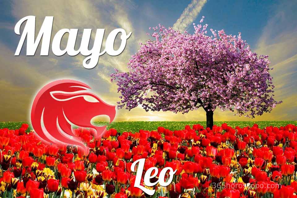 Leo horóscopo Mayo